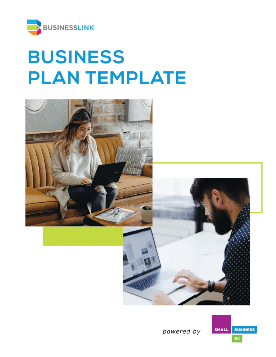 Business Link Business Plan Template
